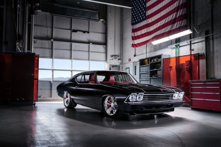 Chevy Chevelle 2016 >> Chevy Chevelle Slammer Concept Brings Power To 2016 Sema