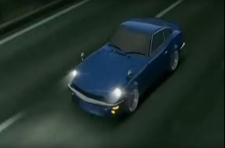 Devil Z Wangan Midnight Most Popular Cars from Japenese Anime