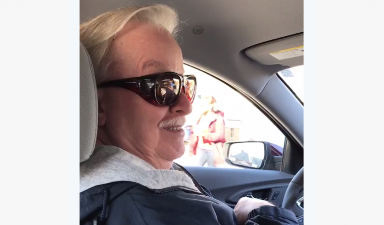 """Elwood Edwards, who recorded the """"You've Got Mail!"""" greeting for AOL, is now an Uber driver in Cleveland, Ohio"""