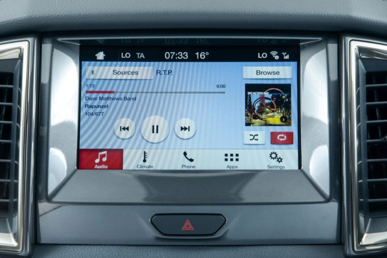 Ford Announces Sync 3 For South Africa The News Wheel