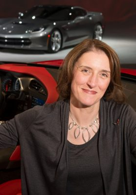 Helen Emsley is now the design boss for both GMC and Buick