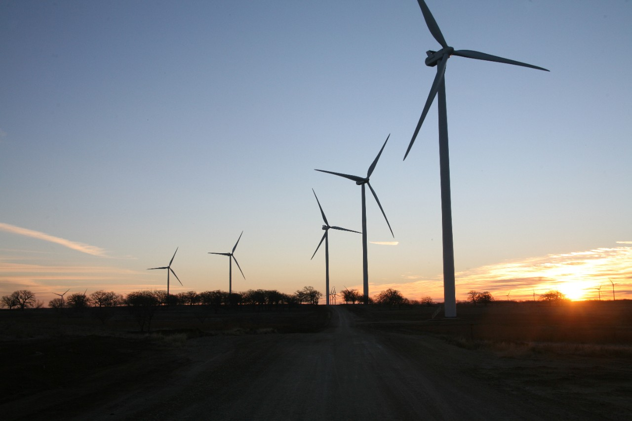 Gm Just Bought A Ton Of That Good Texas Wind Energy The