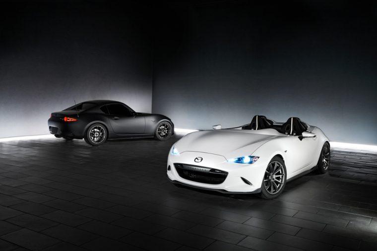 Mazda SEMA 2016 MX-5 Miata concepts