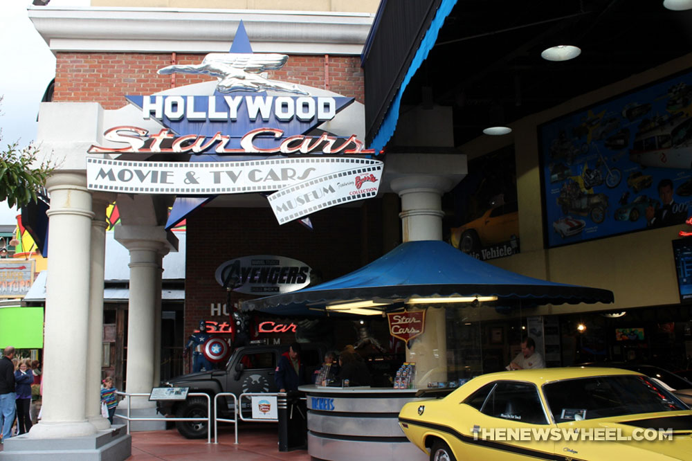 Gatlinburg S Hollywood Star Cars Museum Review Amp Visitor