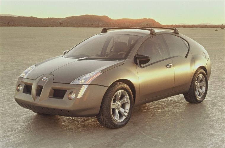 Hyundai Crosstour Concept car design front