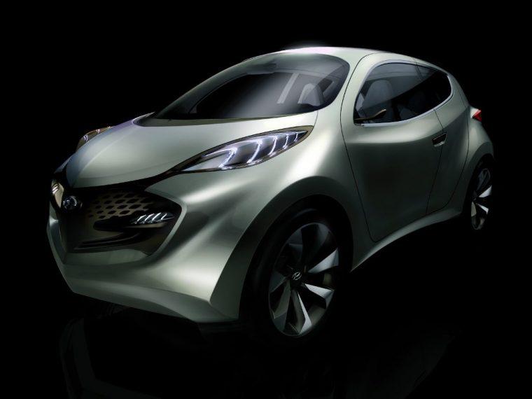 Hyundai ix Metro Concept car design front