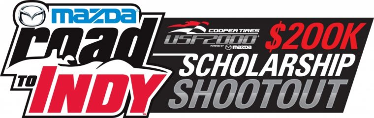 The Mazda Road to Indy Scholarship Shootout
