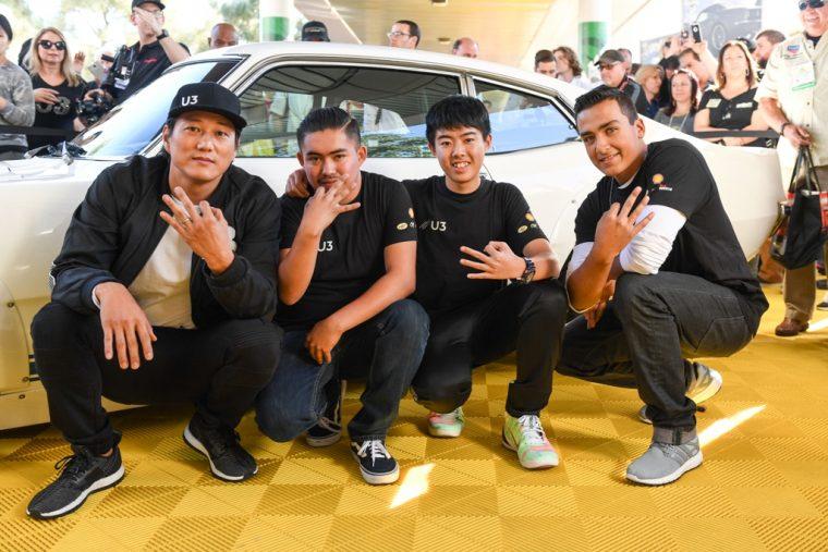 Project Underdog Ford Maverick Restoration Program Shell Sung Kang Alhambra High