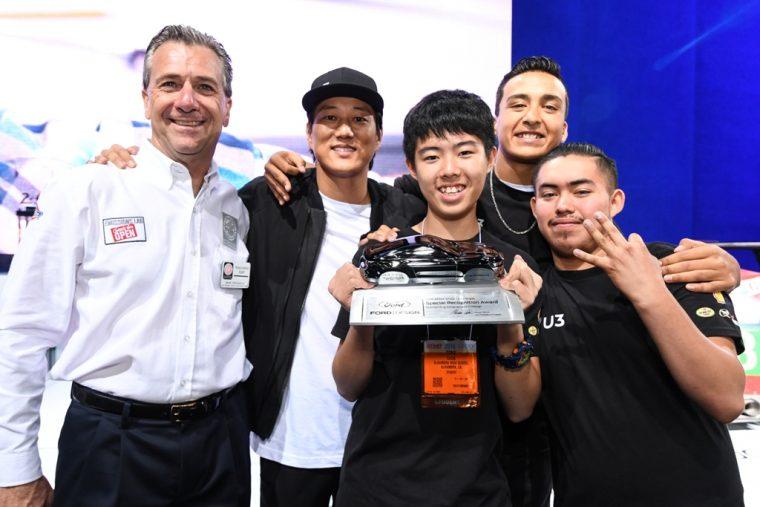 Project Underdog Ford Maverick Restoration Program Shell Sung Kang award
