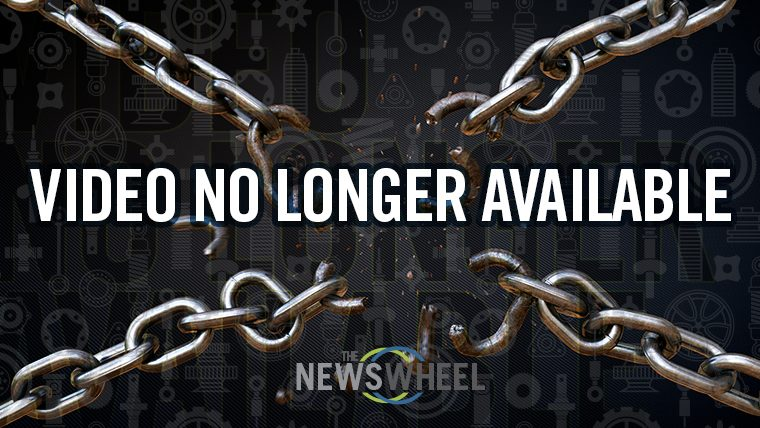 The News Wheel Video no longer available broken link embed