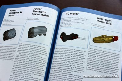 The Unofficial Lego Technic Builder's Guide Book Review Pawet Kmiec text