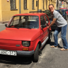 Tom Hanks and Fiat