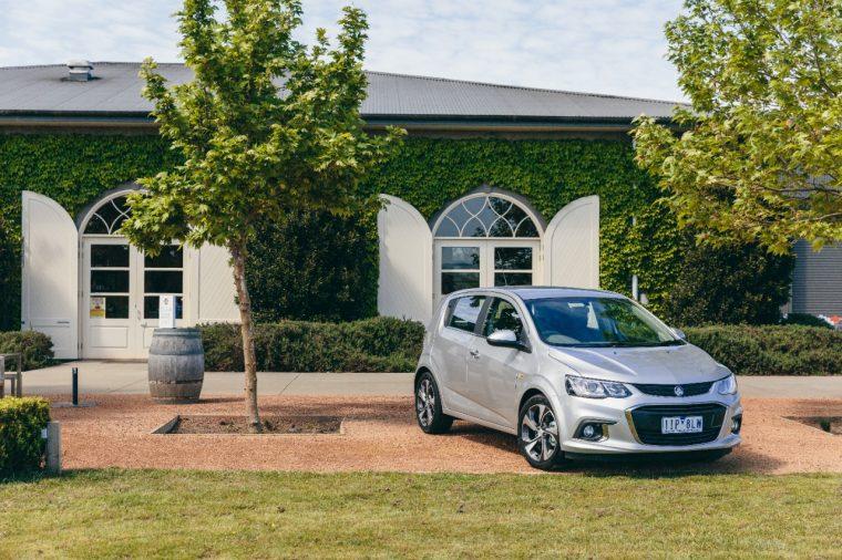2017 Holden Barina Chevrolet Sonic