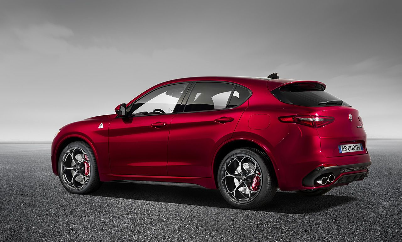 2018 Alfa Romeo Stelvio Starts At 41 995 Msrp Ti 43 The News Wheel