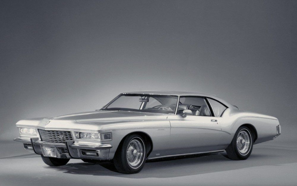 1972 Buick Silver Arrow III Concept