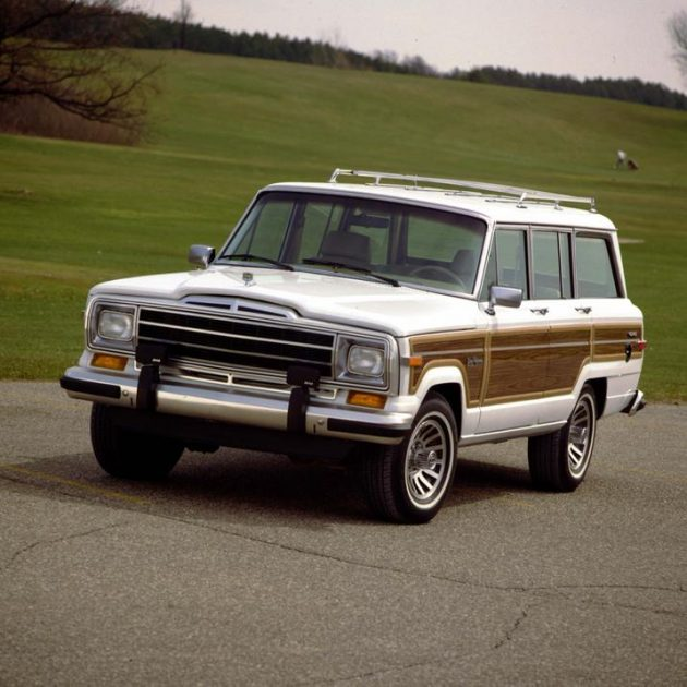 1991-jeep-grand-wagoneer-white