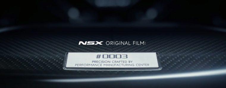 "2017 Acura NSX Jay Leno film ""NSX Originals"""