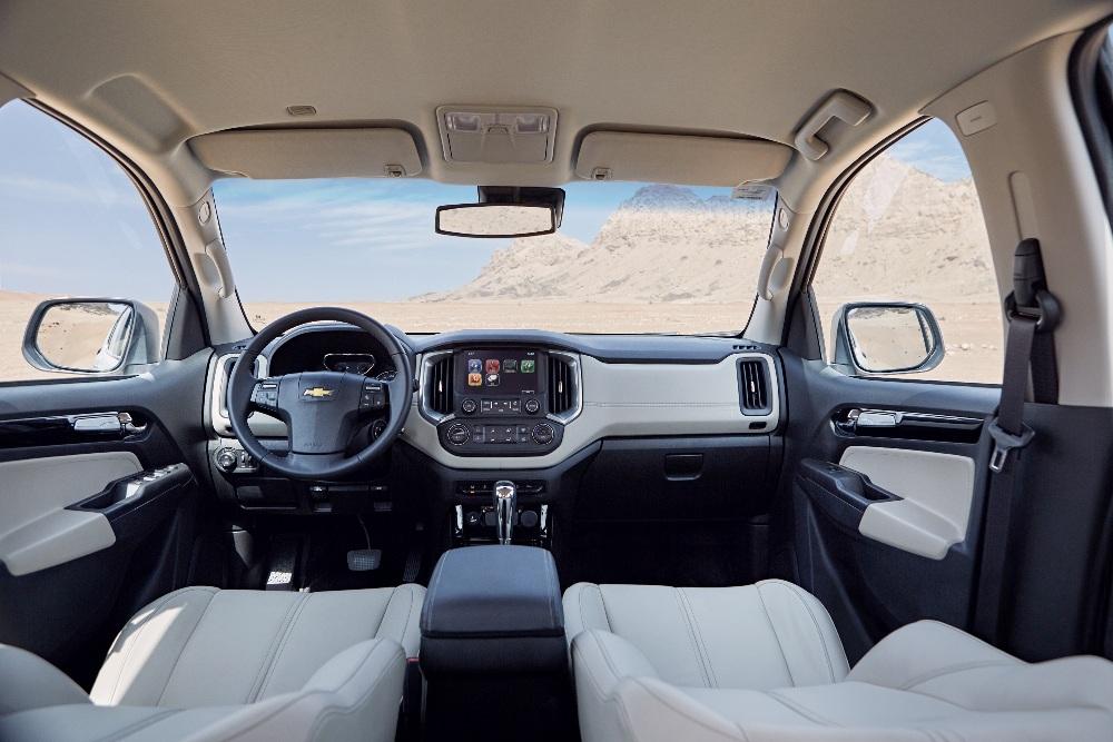 Chevy Trailblazer 2016 >> 2017 chevrolet trailblazer interior | The News Wheel