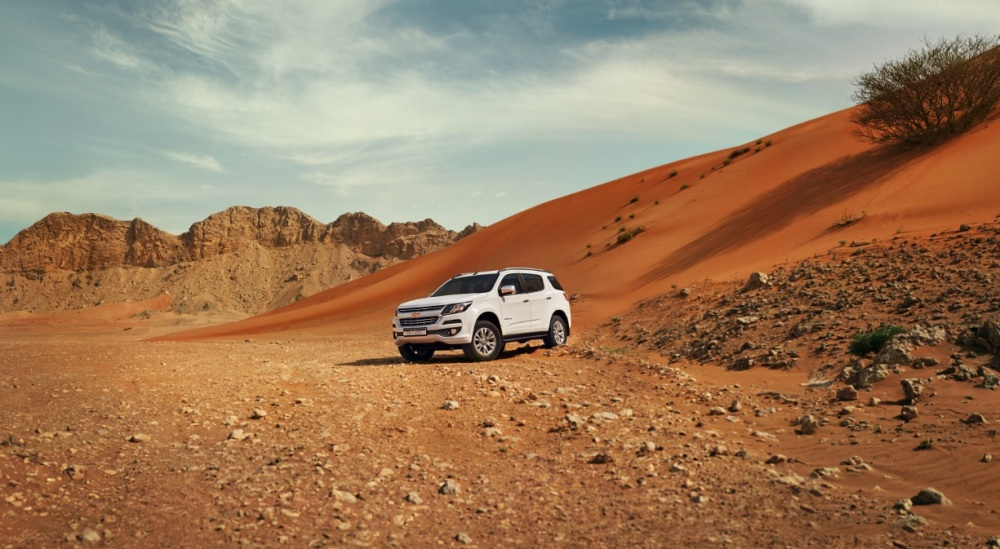 Gm Finally Releases New Chevy Trailblazerin The Middle East The