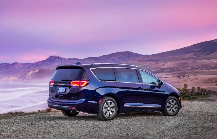 Production Of The 2017 Chrysler Pacifica Hybrid Comes To A