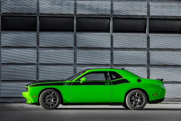 Dodge has added four new trim levels to the 2017 Challenger muscle car