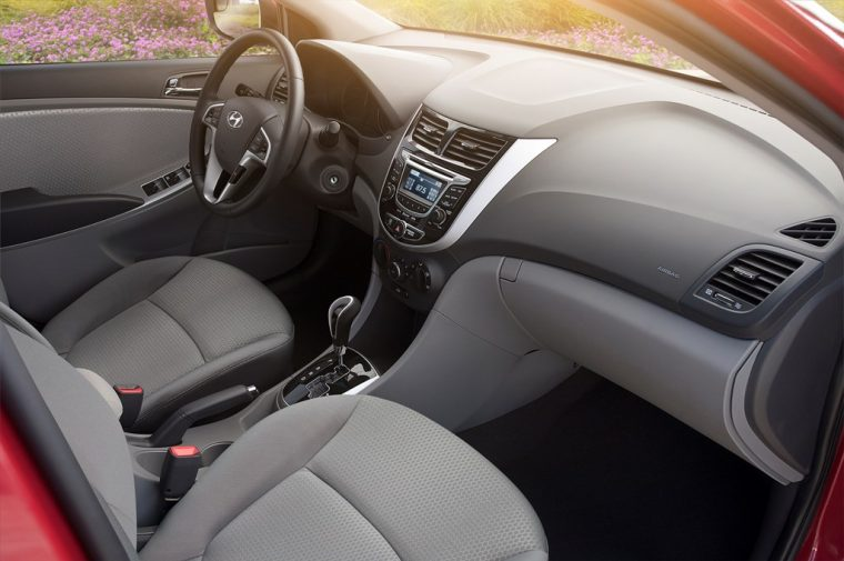 2017 Hyundai Accent overview model details features specs interior