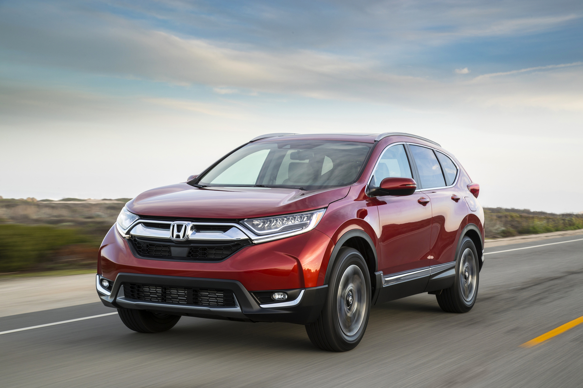 all new 2017 honda cr v goes on sale the news wheel. Black Bedroom Furniture Sets. Home Design Ideas