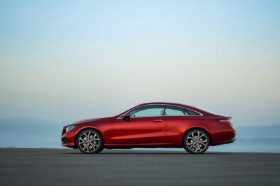 Daimler has recently shared details regarding its new 2018 Mercedes-Benz E-Class Coupe