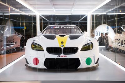 19th BMW Art Car