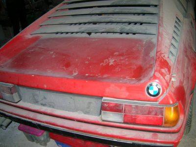 Barn Find BMW M1