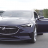 Buick recently allowed Fortune magazine to take a ride in the Avista concept car