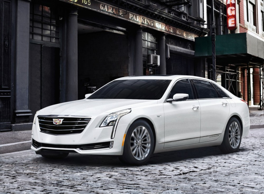 Which 2018 Cadillac Models Get the Best Gas Mileage? - The ...