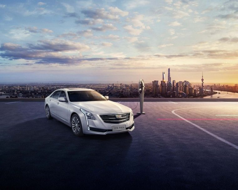 The 2017 Cadillac CT6 Plug-In Hybrid will have a starting price of RMB 558,800 in China