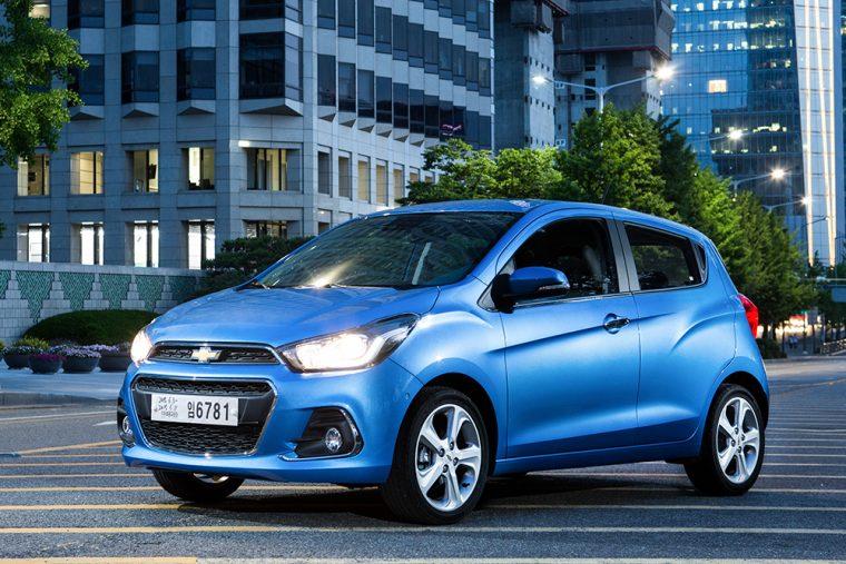 Chevrolet Spark Korea