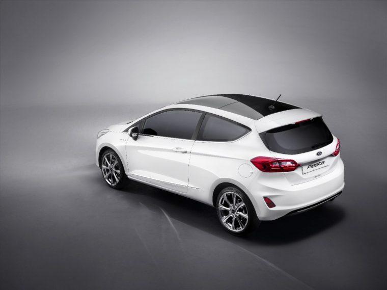 New Ford Fiesta Vignale