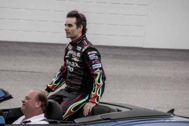 Jeff Gordon will drive the new Cadillac DPi-V.R racecar