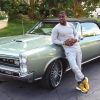 Any list of the best celebrity cars must include Kevin Hart's 1966 Pontiac GTO