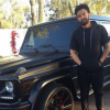 Any list of the best celebrity cars must include Matt Kemp's G-Wagen