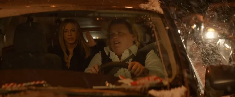 Office Christmas Party Uber Driver.Kate Mckinnon And Her Kia Sedona Are The Real Stars Of