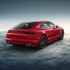 Porsche recently shared photos of a new Panamera Turbo Executive that was customized by Porsche Exclusive