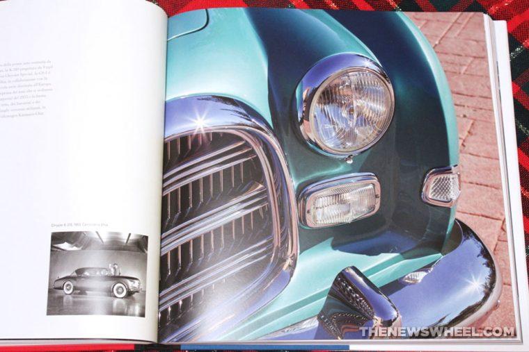 Stile Transatlantico Transatlantic Style Donald Osborne Coachbuilt Press book review Italian cars pages