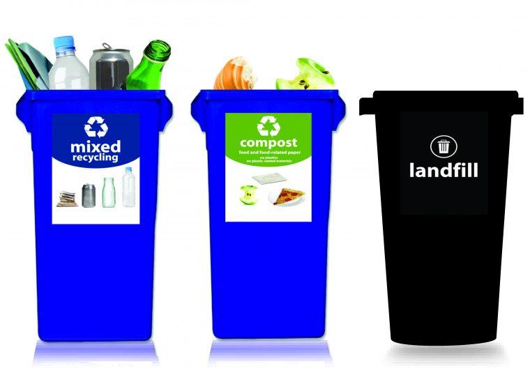Subaru Recycles