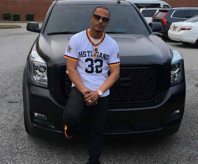 Any list of the best celebrity cars must include T.I.'s Denali Truck