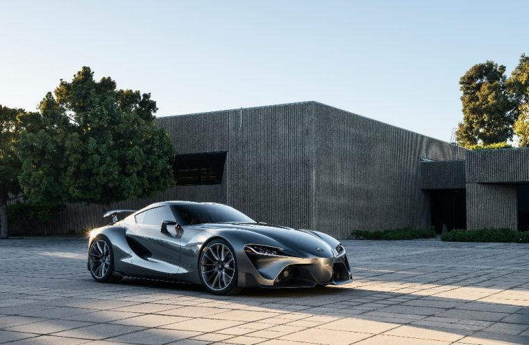 The Toyota FT-1 Concept Car is one of the most popular concepts ever created by Toyota