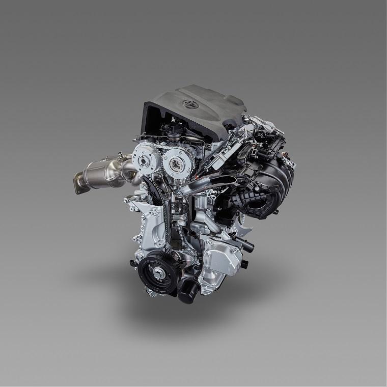 Inline Cylinder 2.5L Direct Injection Gasoline Engine