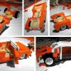 Volkswagen VW Karmann Ghia LEGO set classic car model Vibor Cavor building bricks