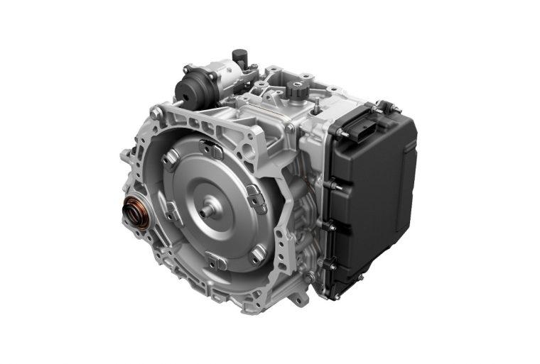 Hydra-Matic 9T50 nine-speed automatic