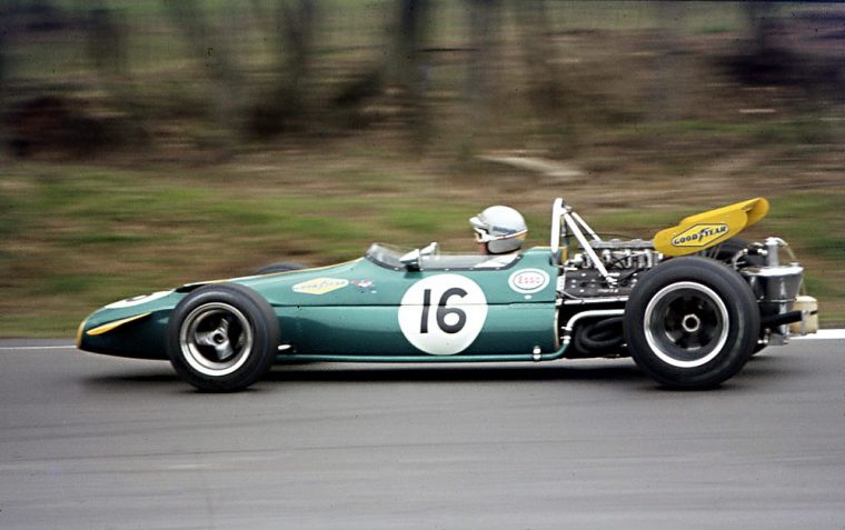 Brabham BT33 F1 car