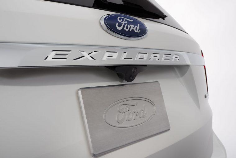 2020 Ford Explorer debut