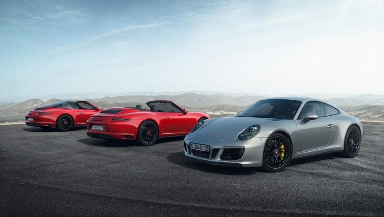 The 2017 Porsche 911 GTS comes with more horsepower than the previous version and a new Targa model has also been added to the lineup